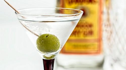 coctel martini